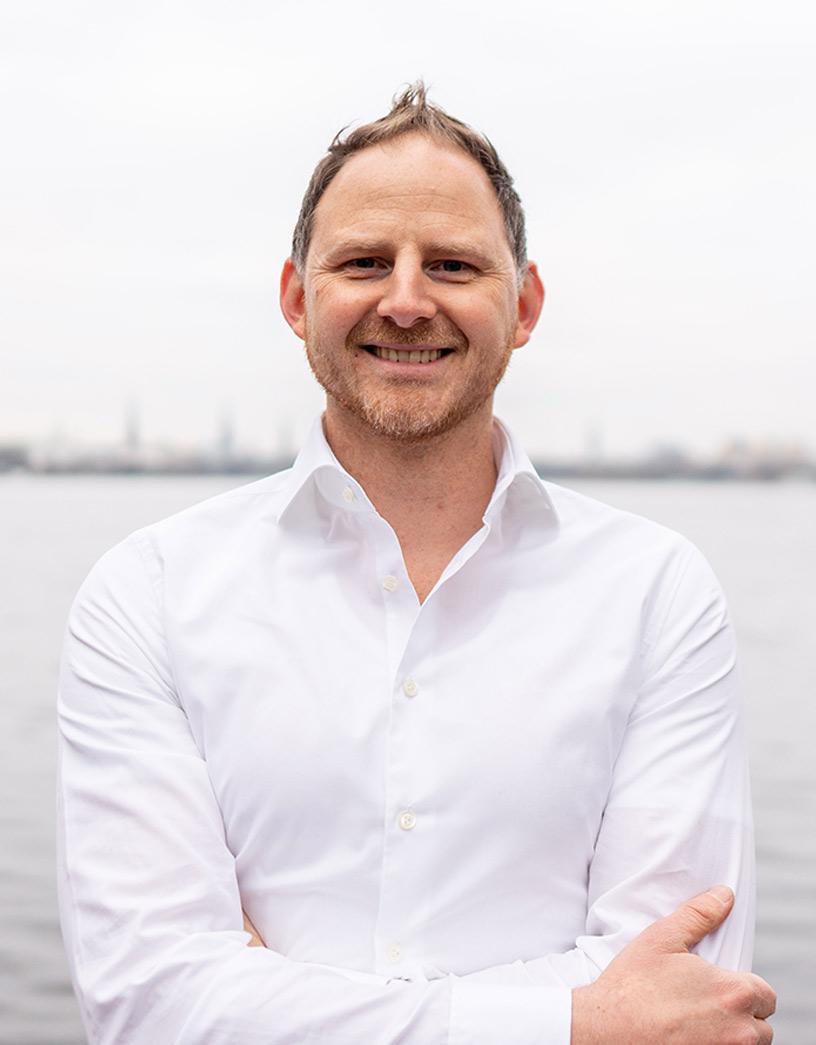 Henner Heistermann, CFO