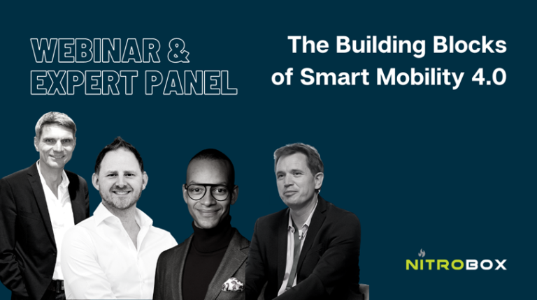 Webinar - The Building Blocks of Smart Mobility 4.0