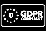 GDPR Compliant Logo weiß